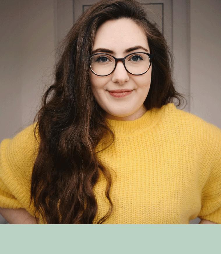 Kathrin Gildner Heul nicht mach doch Podcast Portrait