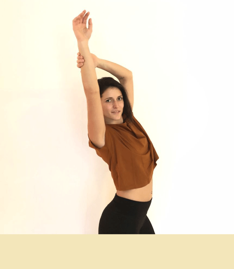 Patricia Fernandez Portrait Yogalehrerin Personal Trainerin